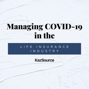 Managing COVID-19 in the Life Insurance Industry with Mitch Long   Videos